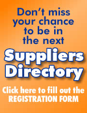 Suppliers Directory Registration