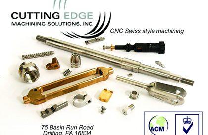 Cutting Edge Machining