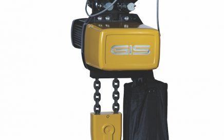 GIS GP2500, combined with the GMF6300 motorized trolley