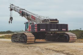 ALL Crane link belts