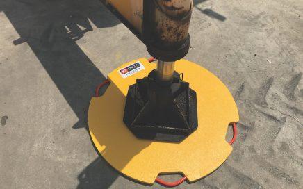 FiberTech Outrigger Pads