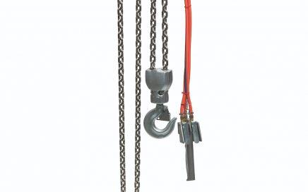 Harrington TCWP air hoist