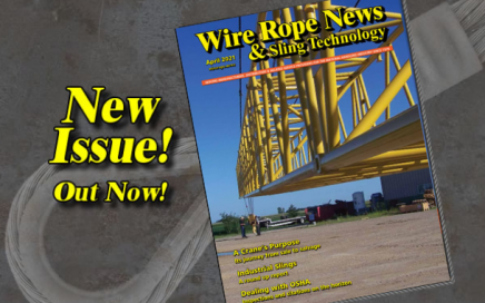 April issue WRN