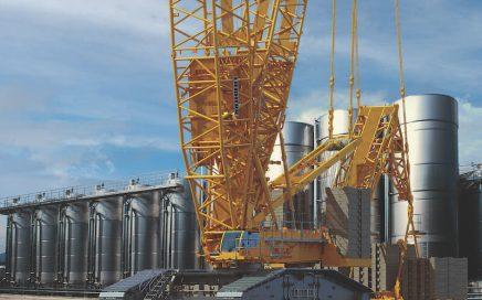 ALL Crane Liebherr LR 1800