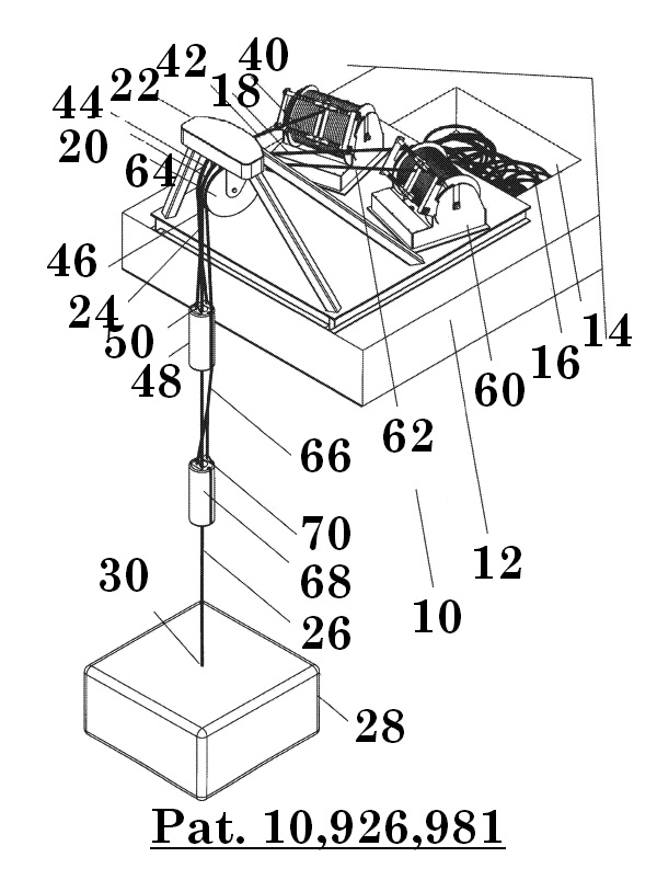 Figure 12 - Patent 10,926,981
