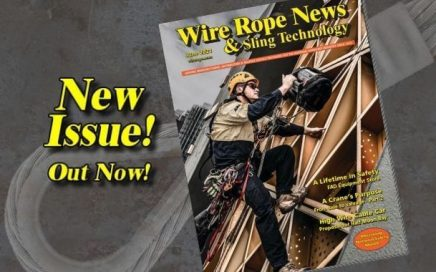 Wire Rope News June 2021 issue