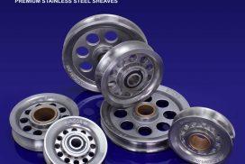 Suncor PULL PRO Stainless Steel Sheaves